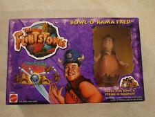 The Flintstones Movie Bowl-O-Rama Fred By Mattel 1993