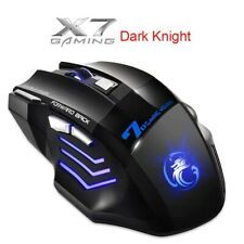 Wired Gaming Mouse Gamer Computer Mouse Gaming Mause USB Ergonomic Mouse Silent