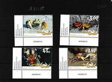 Tokelau 464-467 (completa edizione) MNH Eckrandstücke (103375