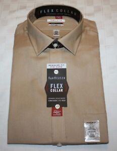 Van Heusen Classic Fit Men's Dress Shirts NWT, Many Sizes, Styles, & Colors NEW