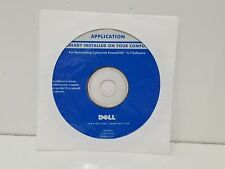 Dell Cyberlink Power DVD 5.7 P/N 0WH304 New Sealed