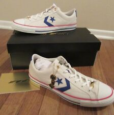 Converse Star Player OX Size 11.5 Parchment Valor Blue 161409C NBA CT16 New NIB