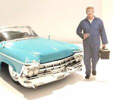 1/24 - 1/25 - G Scale Model Car Diorama - Mechanic Standee