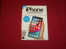 2018 IPHONE THE COMPLETE MANUAL MAGAZINE - IPHONE FRONT COVER - PB 2885