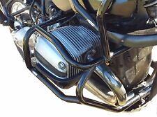 Paramotore Crash Bars HEED BMW R 1150 GS (99-04) - Bunker nero protezione