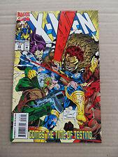 X-Men  23 . Trading Card Insert - Marvel  1993 - VF
