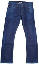 Mustang Frank Herren Jeans Hose Straight W34 L36 stonewashed Blau used B465