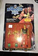 1988 Kenner Tonka Robocop and the Ultra Police Leader Headhunter Action Figure