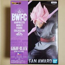 Dragon Ball World Figure Colosseum 2 Vol9 Super Saiyan Rose Goku Black Banpresto