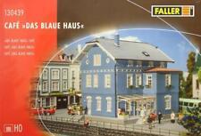 "Faller 130439 H0 - Cafe "" Das blaue Haus "" NEU & OvP"