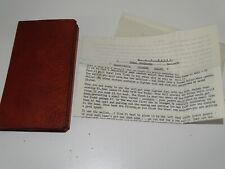 More details for terry seabrooke flaming wallet rar magic original