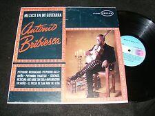 ANTONIO BRIBIESCA Mexico En Mi Guitarra LP Orfeon Made In Mexico Displayable Cvr