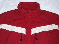 TOMMY HILFIGER Veste Ski et SNOWBOARD VOILE extérieur rouge bordeaux gr : L Tip