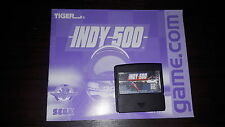 game.com tiger electronics indy 500 sega