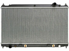 For 2016-2018 Infiniti Q50 Radiator Spectra 38936TV 2017 3.0L V6 400HP
