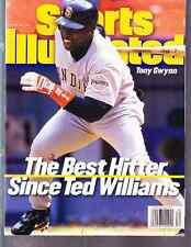 July 28, 1997 Tony Gwynn San Diego Padres Sports Illustrated NO LABEL