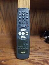 SANYO REMOTE CONTROL MODEL B21901 - TV/VCR