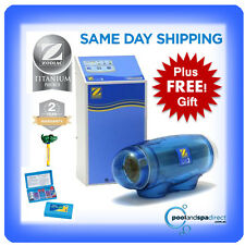 Zodiac/Clearwater LM3-40 Self Cleaning Salt Water Chlorinator + FREE GIFT!