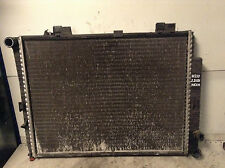 Mercedes-Benz E Class W210 220 CDI engine cooling radiator 2105006103