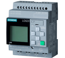 Siemens LOGO!8 12/24RCE - 6ED1052-1MD08-0BA0, Neu und OVP