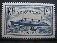 FRANCE neuf  n° 299  Paquebot Normandie