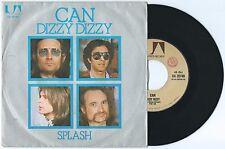 "7"" CAN Dizzy Dizzy/Splash (United Artists 75 ITALY) German prog kraut rock EX!"