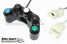 Kawasaki ZX10 - 2016, 5 button race switch. Up_Select_Down_Pit_Lap (for kit ECU)