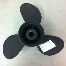 Clean Used Nissan/Tohatsu 9.9 x 13 Pitch Aluminum Propeller