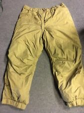 USMC Happy suit NWT L/R Coyote pants  trousers WILD Things Primaloft ECW