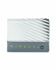 Rip Curl Mens Wallet.all Day Faux Leather Credit Card Money Purse 7w Upu4 80