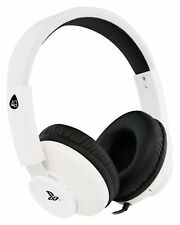 PRO4-60 Stereo Gaming Headset for VR - White (PS4) PSVR PS Move 3.5mm Headphones