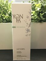 YONKA LAIT CORPS BODY MILK LOTION 200 ML / 6.8 OZ NEW YON-KA RETAIL PACKAGE