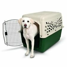 Crate Large Dog Pet Portable Safe Travel Carrier Puppy Cat Cage Kennel Home 40""
