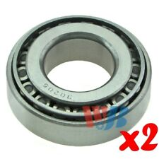2x Front Wheel Bearing & Race Tapered Roller Bearing WT30205 Cross 30205 BR30205