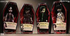 Mezco Toyz Living Dead Dolls Resurrection XI 11 New Set of 4 Dolls LE 275