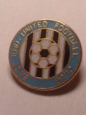 EAST End United Football Club Ufficiale pin badge anni 1980 in ottime condizioni