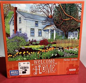 "Thelma Winter 'Back Creek Road•Old Homestead' 1000 Piece Puzzle 26.7""x18.9"" Mega"