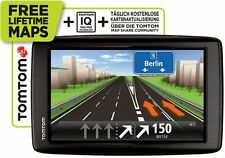 "TomTom Start 60 M Europa 45 paesi 6"" XXL UE IQ GPS Navi 3d Europe Lifetime Maps"