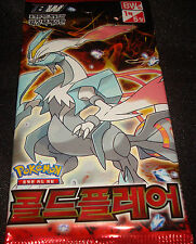 KOREAN Pokemon Card pack of 5 Cards COLD FLARE