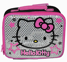 HELLO KITTY LUNCHBAG LUNCH BOX LUNCH BAG INSULATED SANRIO tote NEW