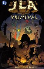 JLA Primeval - One Shot - Back Issue