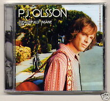 "P.J. OLSSON, ""Beautifully Insane"" 2005 CD, SEALED"