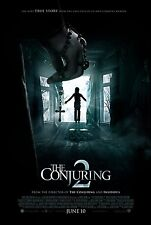 THE CONJURING 2 - 11.5x17 PROMO MOVIE POSTER