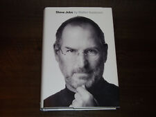 STEVE JOBS--SIGNED by WALTER ISAACSON--1ST--HARDCOVER (APPLE COMPUTERS)