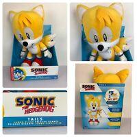 "Sonic Miles Tails Classic Jumbo Plush 20"" Inch 2020 Sega 60th Anniversary New"