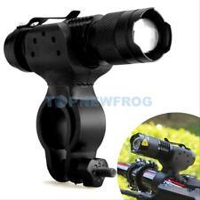 Cree Q5 LED 1200lm Bike Bicycle Cycling Head Front Light Flashlight w/ 360 Mount
