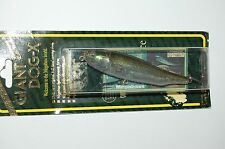 "megabass giant dog-x ito tennessee shad 1/2oz 3.85"" bass walking topwater lure"