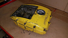 MCCULLOCH S44 SUPER 44 CHAINSAW GAS TANK MAIN BODY DIRTY OILY COMPLETE  87CC