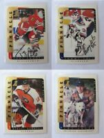 1996-97 BaP Signature Be a Player #66 Amonte Tony  autograph  blackhawks