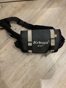 Kriega R3 Waistpack Waterproof Motorcycle Bag Waist Pack Excellent Condition